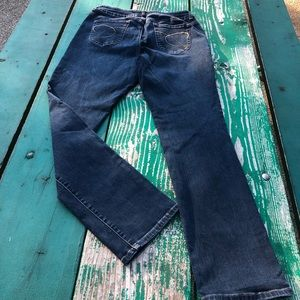 Women's denim jeans by Chico